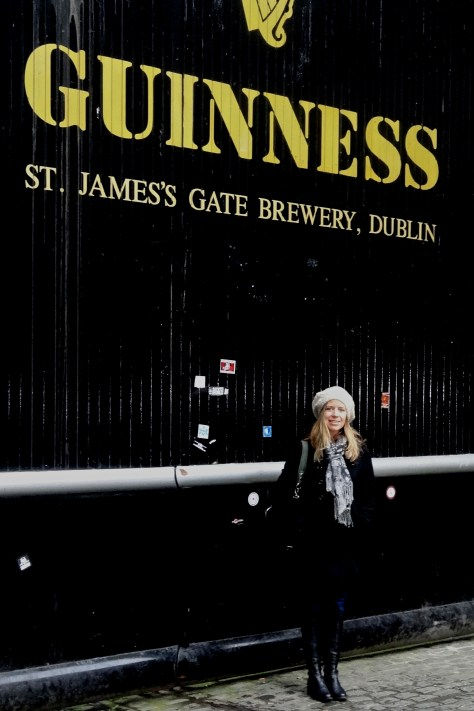St. James's Gate-was the western entrance into the city in the Middle Ages. Now it is part of the brewery founded by Arthur Guinness in 1759, and covers 64 acres.
