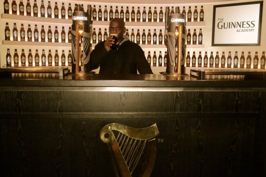 Welcome to the Guinness Academy