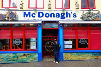 McDonagh's for fish & chips