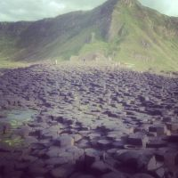 more Giant's Causeway