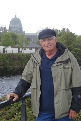 River Corrib and Galway Cathedral