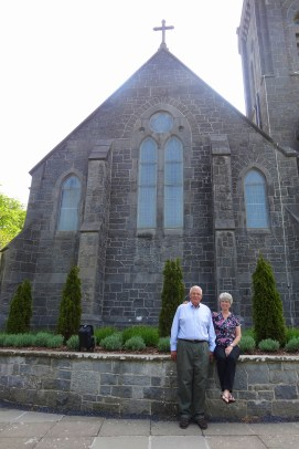 at Mary Magdalene church in Castletroy, Limerick