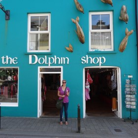 Dolphin in Dingle