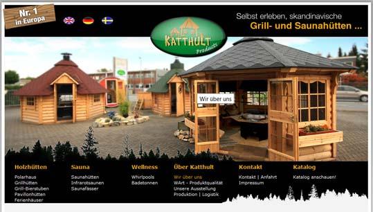 Katthult in Bielefeld