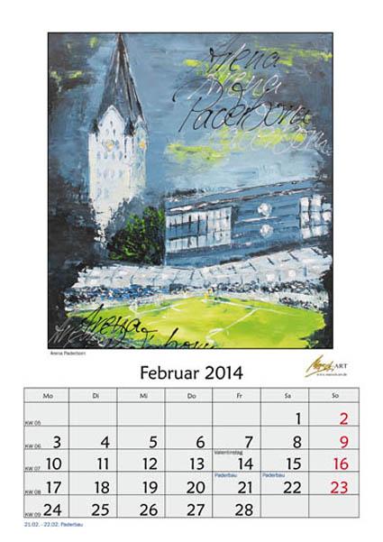 Blatt Februar-2 Paderborner Impressionen