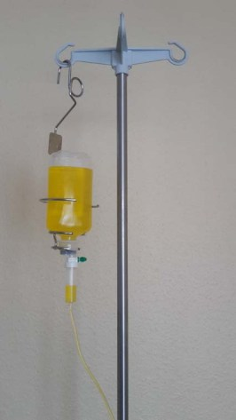 Infusions Foto