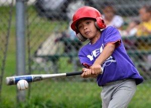 Kids Baseball PR