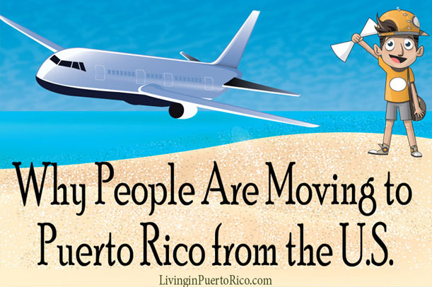 Why People are Moving to Puerto Rico from the US #puertorico #taxes