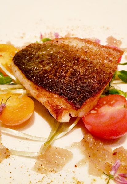 Branzini fillet - Pikayo Restaurant