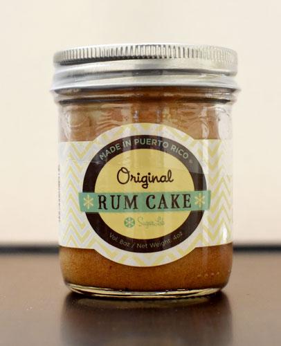 Puerto Rico Rum Cake
