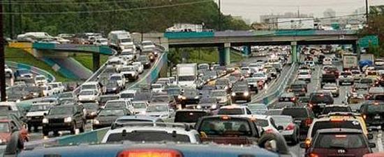 Traffic in Puerto Rico