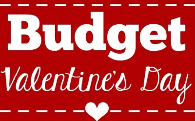 Budget Valentine's Day | Cheap Date Night