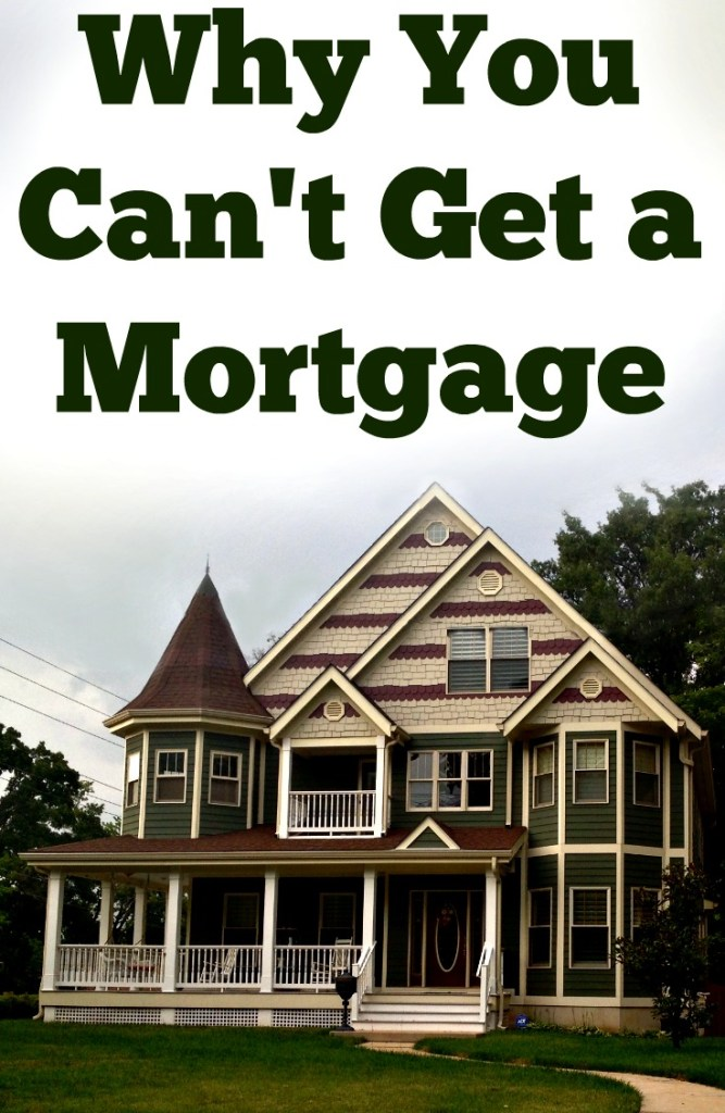 Find out 6 reasons you may not qualify for a mortgage. This is a great resource for planning to buy a house | first time homebuyer | saving money | credit scores