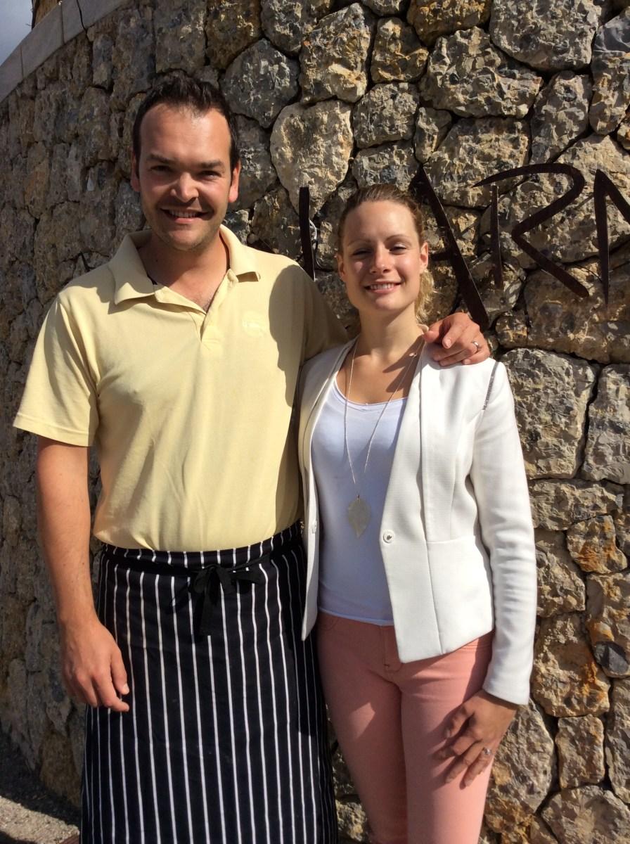 Alex and Susan run Mallorca's Petit Hotel Son Arnau.