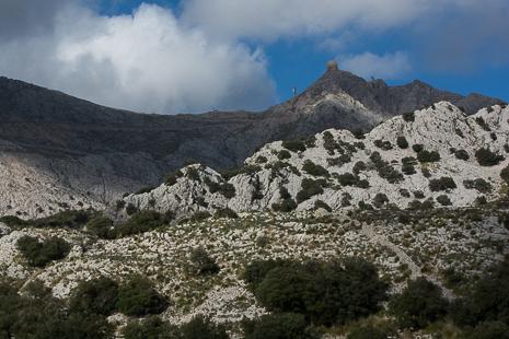 Mountainous Mallorca