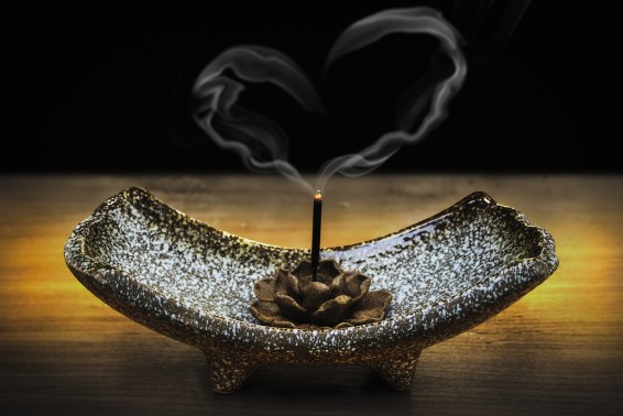 Heart Incense