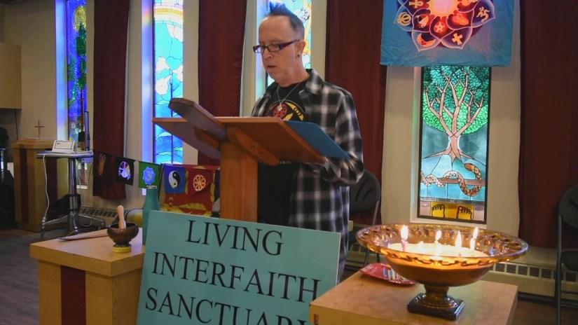 Brynn Craffey AIDS Sermon Image