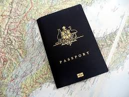 Replacing the Aussie Passport