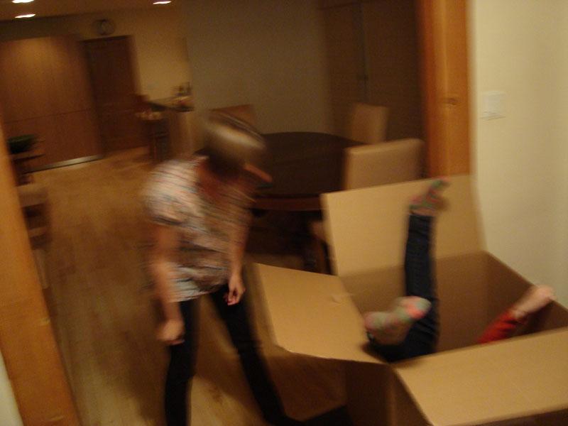 Swati, Torrey, and Box