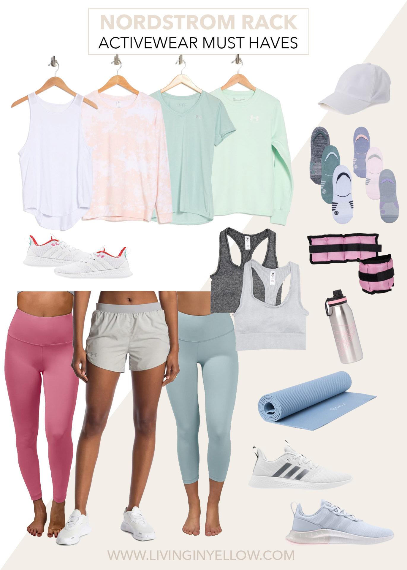 activewear favorites from nordstrom