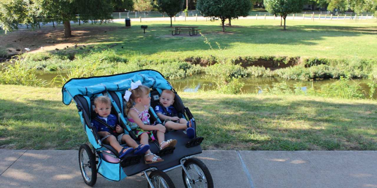 Stroller Strides is not just a workout. It is an AMAZING workout!