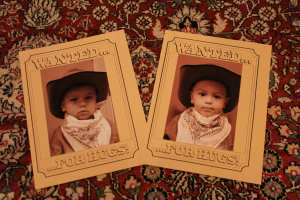 Cute pics the preschool took of the twins! Wanted: For Hugs.