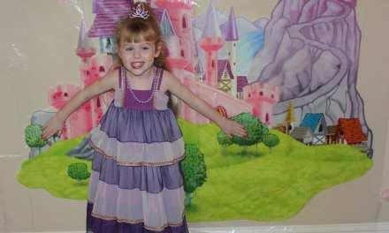Last Minute Princess Party
