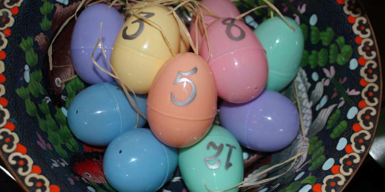 Creating Traditions: Resurrection Eggs