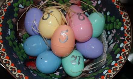 Creating Traditions: Resurrection Eggs