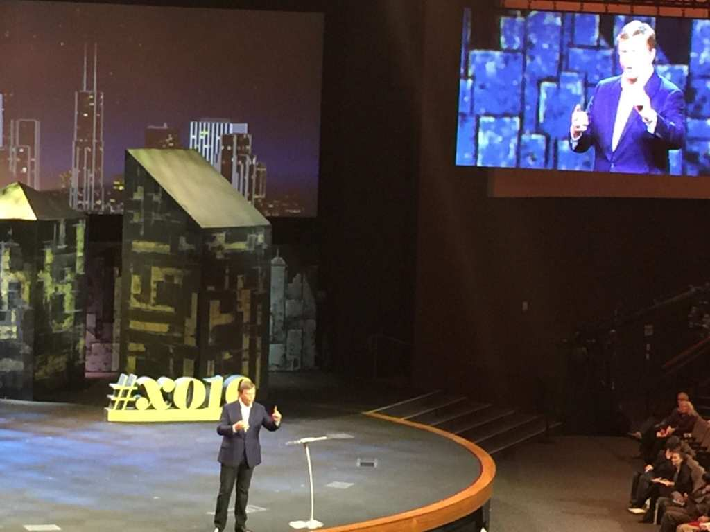 Jimmy Evans at the XO Conference