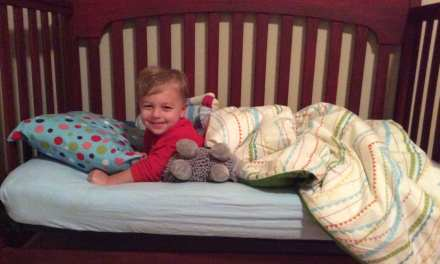 Making Toddler Sized Duvet Covers