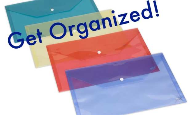 My Top 12 Tips for Living Organized