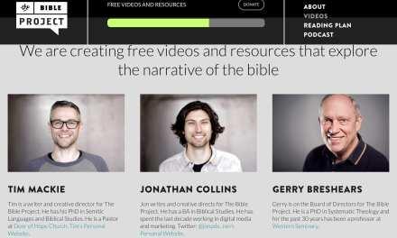 Binge Watch The Bible