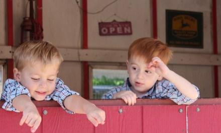 Western Days at Preschool