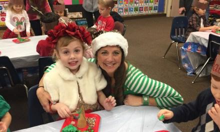 Christmas Parties at Preschool