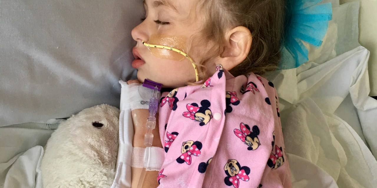 Brielle's Hospital Stay