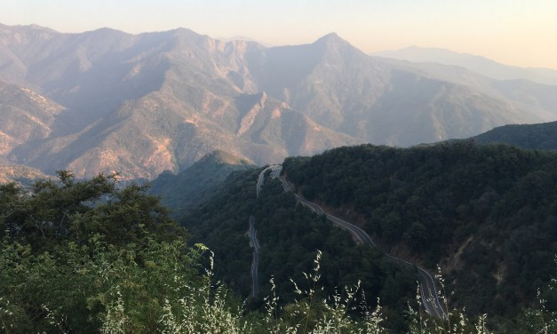 Kings Canyon and Sequoia National Parks