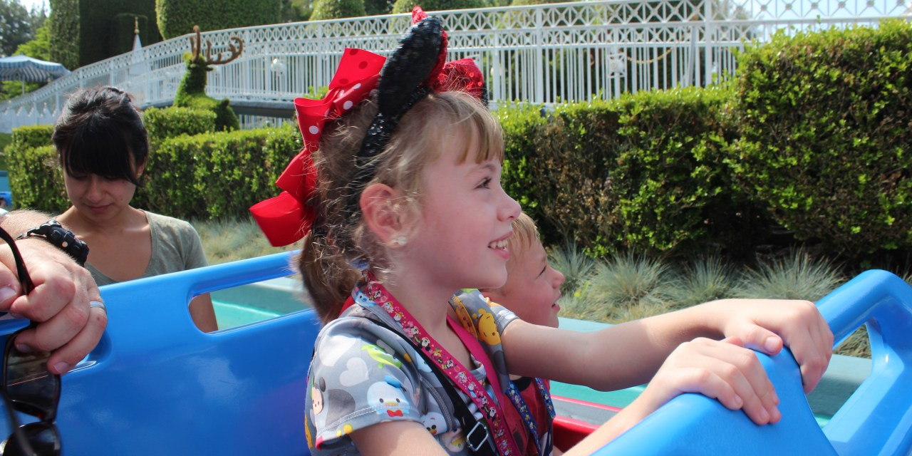 How to do Disneyland in a Day with Young Children: 10 Tips