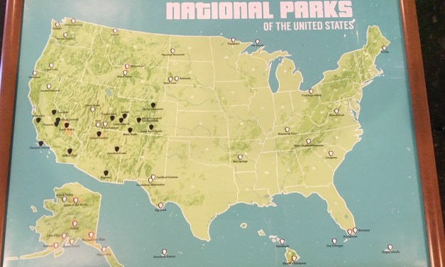 National Parks Materials I Recommend