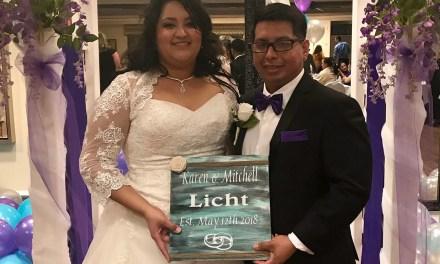 Mitchell and Karen's Wedding Weekend