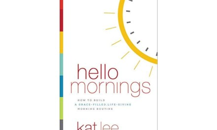 Kat Lee and Hello Mornings-A Giveaway Too!