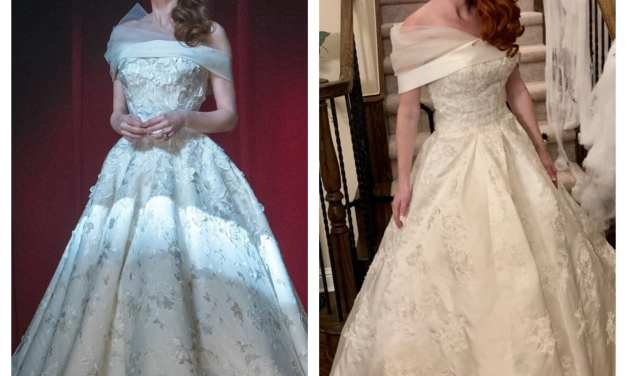 Style- Custom Gowns from China