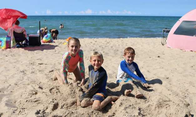 Indiana Dunes National Park and The St. Louis Gateway Arch National Park