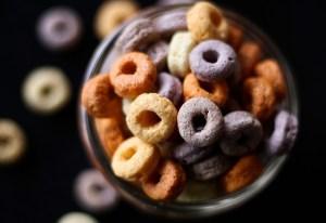 cereal fruit loops