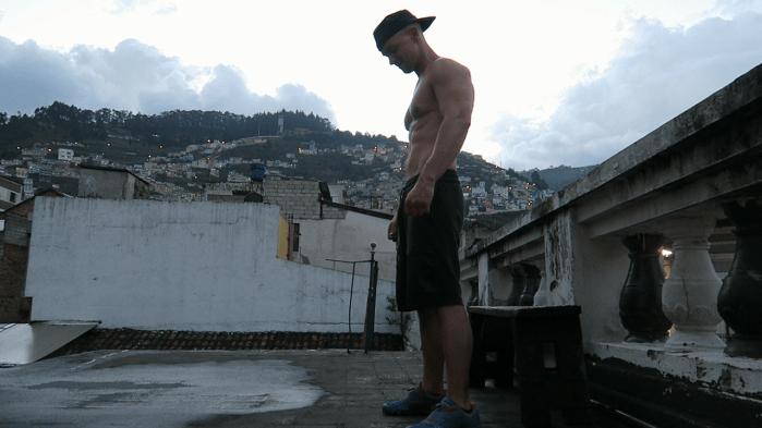 bodyweight training, victor gaspar,