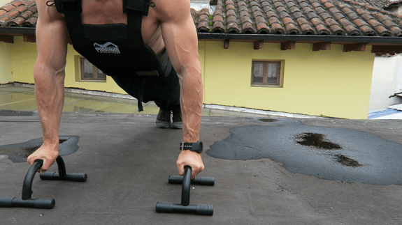 bodyweight training, transformation