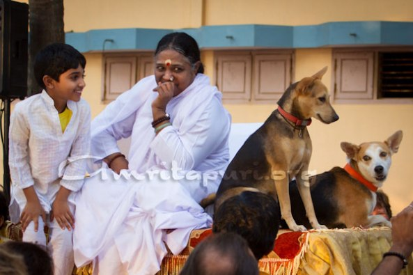 Time with Amma