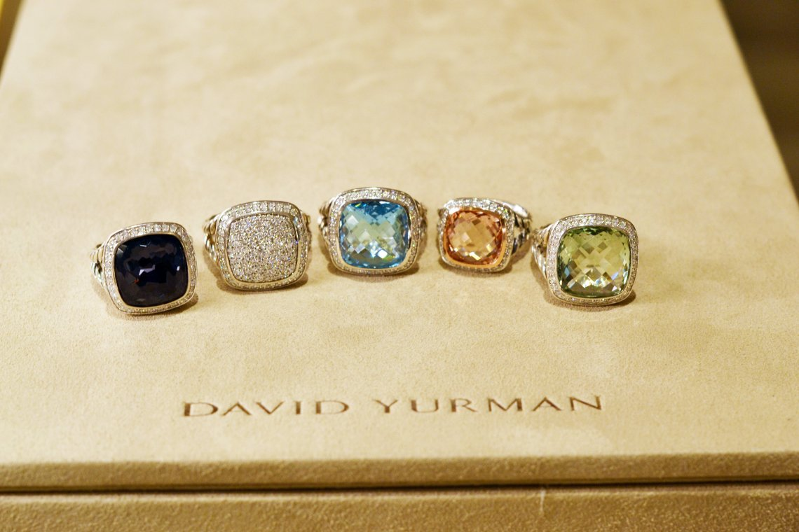 david yurman rings