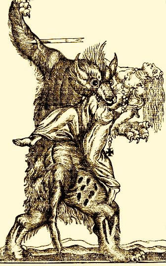 The Celtic Werewolf