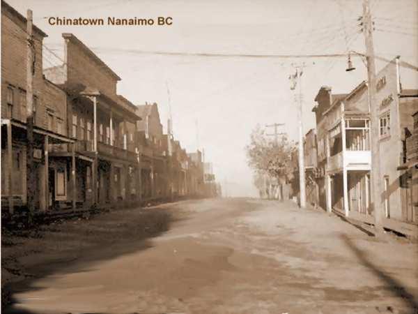 Nanaimo Chinatown